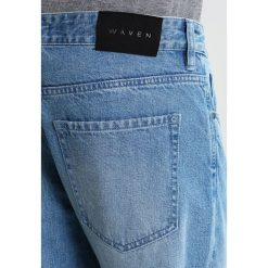 Jeansy męskie regular: Wåven BJORN Jeansy Relaxed Fit old used blue selvedge