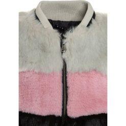 Sisley JACKET Kurtka Bomber multicolor. Czarne kurtki chłopięce marki Sisley, l. W wyprzedaży za 254,25 zł.
