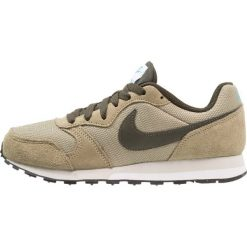 Trampki chłopięce: Nike Sportswear RUNNER Tenisówki i Trampki neutral olive/sequoia/light blue fury