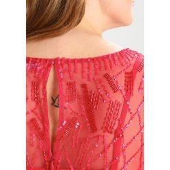 Sukienki hiszpanki: Frock and Frill Curve Sukienka koktajlowa red