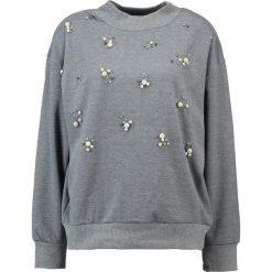 Bluzy damskie: mint&berry Bluza grey melange