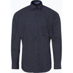 Andrew James - Koszula męska, niebieski. Niebieskie koszule męskie na spinki Andrew James, m, z bawełny, button down. Za 129,95 zł.