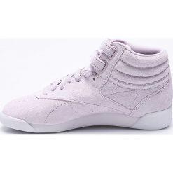 Reebok Classic - Buty F/S Hi. Szare buty sportowe damskie reebok classic Reebok Classic, z materiału. W wyprzedaży za 179,90 zł.