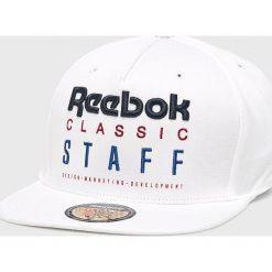 Reebok Classic - Czapka. Szare czapki z daszkiem męskie Reebok Classic, z bawełny. Za 99,90 zł.
