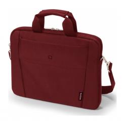 """Dicota Slim Case Base 13"""" - 14.1"""" czerwona. Czerwone torby na laptopa marki Dicota. Za 74,90 zł."""