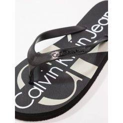 Chodaki damskie: Calvin Klein Jeans PAULINA Japonki kąpielowe black