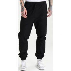 Spodnie męskie: Carhartt WIP VALIANT COLUMBIA Spodnie materiałowe black rinsed