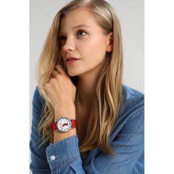 Timex PEANUTS WEEKENDER CHARLIE BROWN Zegarek red/black. Czerwone, analogowe zegarki damskie Timex. Za 299,00 zł.