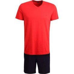 Piżamy męskie: HOM MILTON SHORT SET Piżama red