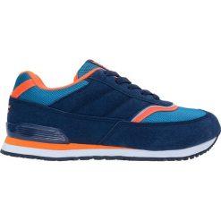 Buty sportowe chłopięce: Buty sportowe dla dużych chłopców JOBMS200 - morska zieleń