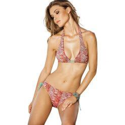 : Bikini w kolorze czerwono-miętowym