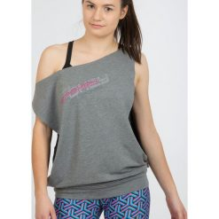 Bluzki sportowe damskie: Spokey SPOKEY Puff – TOp bluzka luźna fitness trening r.1 – 839537
