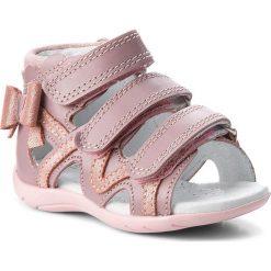 Sandały dziewczęce: Sandały BARTEK – 11707-3/12Y Różowy