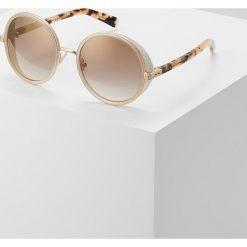 Okulary przeciwsłoneczne damskie aviatory: Jimmy Choo ANDIE Okulary przeciwsłoneczne brown