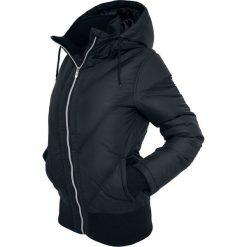 Kurtki sportowe damskie: Urban Classics Ladies Arrow Jacket Kurtka zimowa damska czarny