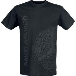 Amon Amarth Battle Ship T-Shirt czarny. Czarne t-shirty męskie z nadrukiem Amon Amarth, xl. Za 89,90 zł.
