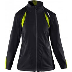 Bomberki damskie: One Way Kurtka Damska Nella Softshell Jacket Black Xl