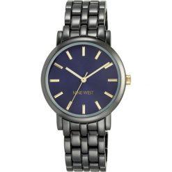 Zegarek Nine West Damski NW/1805BLGN Fashion Black. Czarne zegarki damskie Nine West. Za 311,70 zł.