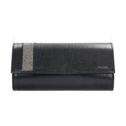 Torebka. Czarne kuferki damskie Wojas, duże. Za 499,00 zł.