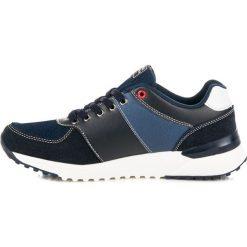 Buty skate męskie: Granatowe buty sportowe OSANE