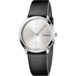 ZEGAREK CALVIN KLEIN MINIMAL MIDSIZE K3M221CY. Szare zegarki męskie marki Calvin Klein, szklane. Za 769,00 zł.