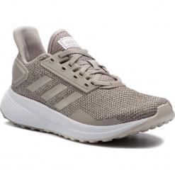 Buty adidas - Duramo 9 BB7459 Lbrown/Lbrown/Cbrown. Czarne buty do biegania damskie marki Adidas, z kauczuku. Za 279,00 zł.