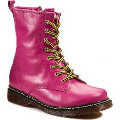 Kozaki dziewczęce: Kozaki KORNECKI – 3542  Pink