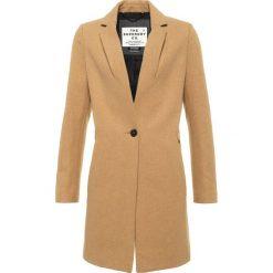 Superdry ISTEGADE Płaszcz wełniany /Płaszcz klasyczny camel. Brązowe płaszcze damskie wełniane Superdry, l, klasyczne. W wyprzedaży za 441,75 zł.