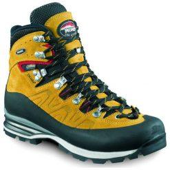 Buty trekkingowe damskie: MEINDL Buty Air Revolution 3.5 żółte-czarne r. 44,5 (3934)