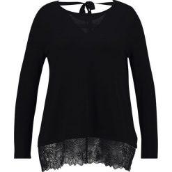 Swetry klasyczne damskie: Anna Field Curvy Sweter black