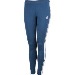 Legginsy sportowe damskie ADIDAS 3 STRIPES LEGGING / AY8109. Niebieskie legginsy sportowe damskie adidas Originals. Za 79,00 zł.
