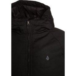 Volcom HERNAN JACKET Kurtka zimowa black. Czarne kurtki chłopięce zimowe marki Volcom, z bawełny. Za 459,00 zł.