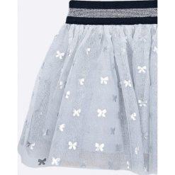 Blukids - Spódnica dziecięca 74-98 cm. Szare minispódniczki marki Blukids, z bawełny, rozkloszowane. W wyprzedaży za 59,90 zł.