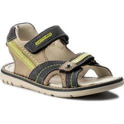 Sandały chłopięce: Sandały LASOCKI KIDS - CI12-2705-07 Szary 1