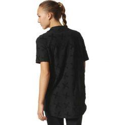 KOSZULKA ADIDAS TACTICS TEE BLACK BP7050. Czarne bralety marki Adidas. Za 99,00 zł.