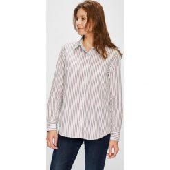 Levi's - Koszula. Brązowe koszule damskie marki Levi's®, l, z bawełny, z długim rękawem. Za 259,90 zł.