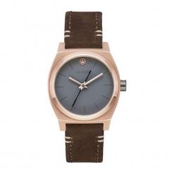 """Zegarek """"A1130SW2607-00"""" w kolorze złoto-brązowo-szarym. Brązowe, analogowe zegarki damskie NIXON & ESPRIT, ze stali. W wyprzedaży za 419,95 zł."""