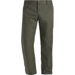 Chinosy męskie: Minimum HEKTOR Spodnie materiałowe drab