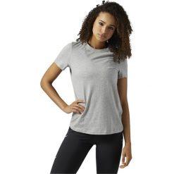 Koszulka Reebok F Starcrest Tee (BQ2402). Brązowe bluzki asymetryczne Reebok, z krótkim rękawem. Za 49,99 zł.
