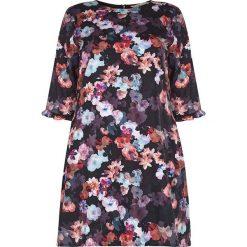 Sukienki: Sukienka w kolorze czarno-jasnoróżowym