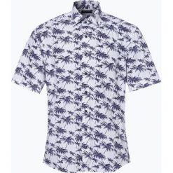 Nils Sundström - Koszula męska, czarny. Niebieskie koszule męskie na spinki marki OLYMP SIGNATURE, m, paisley. Za 99,95 zł.