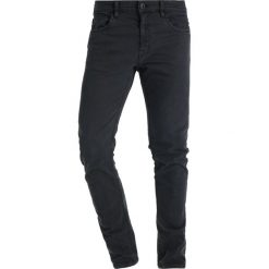 INDICODE JEANS PITTSBURG Spodnie materiałowe black. Czarne chinosy męskie INDICODE JEANS. Za 129,00 zł.
