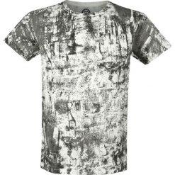 T-shirty męskie z nadrukiem: RED by EMP Rebel Soul T-Shirt biały (Old White)/czarny
