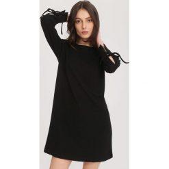 Czarna Sukienka Cognition. Czarne sukienki other, l, midi. Za 79,99 zł.