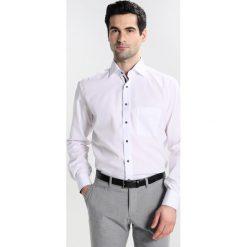 Koszule męskie na spinki: Eterna MODERN FIT Koszula biznesowa weiß