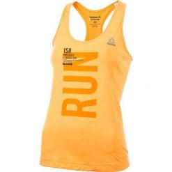 Bluzki asymetryczne: koszulka do biegania damska REEBOK ONE SERIES ACTIVCHILL SINGLET / BK1184