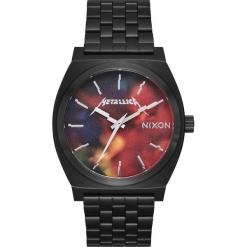 Nixon Metallica - Hardwired Zegarek na rękę czarny. Czarne zegarki męskie Nixon, szklane. Za 509,90 zł.