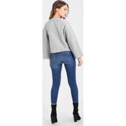 Bluzy rozpinane damskie: Topshop Petite CUT SEW Bluza grey