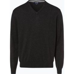 Mc Earl - Sweter męski, szary. Szare swetry klasyczne męskie Mc Earl, m, z bawełny. Za 129,95 zł.
