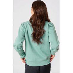 Rut&Circle Bluza Vera - Green. Zielone bluzy damskie Rut&Circle, z bawełny. W wyprzedaży za 60,98 zł.